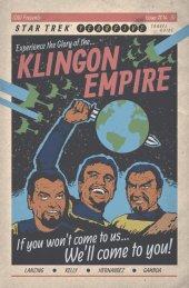 Star Trek: Year Five #14 1:10 Incentive Varaint