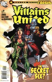 villains united #2