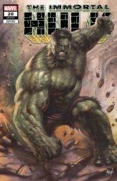 The Immortal Hulk #20 Lucio Parrillo Variant A