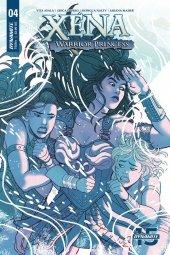Xena: Warrior Princess #4 Cover C Ganucheau