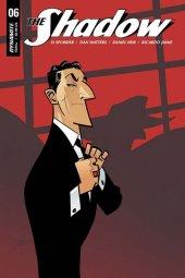 The Shadow #6 Cover C Bone