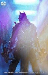 The Batman Who Laughs: The Grim Knight #1 C2E2 Convention Exclusive Silver Foil Gabriele Dell