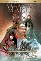 A Game of Thrones: Clash of Kings #17 Rubi Variant
