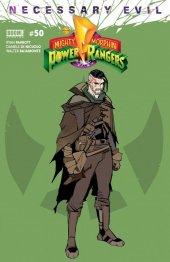 Mighty Morphin Power Rangers #50 2nd Printing