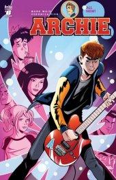 Archie #6 Derek Charm Variant