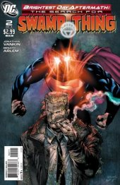 brightest day aftermath: the search for swamp thing #2