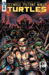 Teenage Mutant Ninja Turtles #95 2019 Montreal Comic Con Exclusive Variant