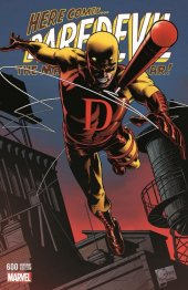 Daredevil #600 Joe Quesada Variant B