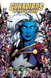 Guardians of the Galaxy #8 Marvel 80TH Frame Variant