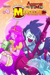 Adventure Time: Marceline and the Scream Queens #4 Cover B
