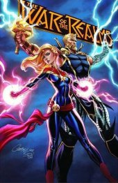 War of the Realms #1 J SCOTT CAMPBELL (NO HELMETS) FAN EXPO COVER