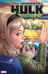 The Immortal Hulk #31 Gwen Stacy Variant Edition