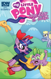 My Little Pony: Friendship Is Magic #30 1:10 Retailer Incentive Variant