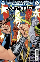 Justice League #16 Variant Edition