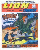 Lion #May 18th, 1974