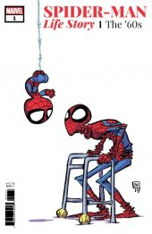 Spider-Man: Life Story #1 Skottie Young Variant