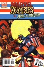 Marvel Zombies/Army of Darkness #1 2nd Printing