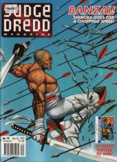 Judge Dredd: The Megazine #74