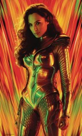 Wonder Woman #759 Wonder Woman 1984 Movie Poster Variant Edition