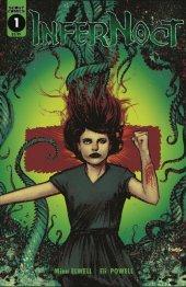 Infernoct #1 Original Cover