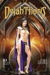 Dejah Thoris #3 Cover E Cosplay