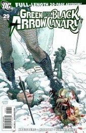 Green Arrow / Black Canary #29