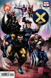 X-Men #1 1:25 Whilce Portacio Incentive Variant