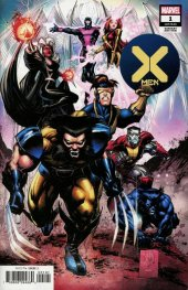 X-Men #1 1:25 Whilce Portacio Incentive Variant