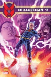 Miracleman #2 Mike Perkins Variant