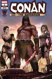 Conan the Barbarian #1 InHyuk Lee Elite Comics Variant