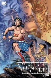Wonder Woman #750 Torpedo Comics Jim Lee Variant Cover A