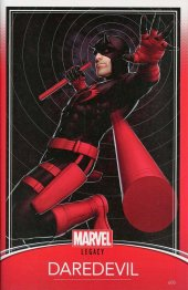 Daredevil #600 Christopher Trading Card Variant