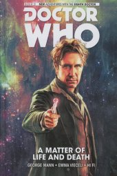doctor who: the eighth doctor vol. 1: a matter of life and death hc