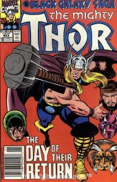 The Mighty Thor #423 Newsstand Edition