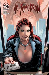 Grimm Fairy Tales Presents No Tomorrow #2