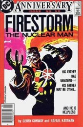 The Fury of Firestorm #50