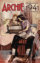 Archie 1941 #5 Cover C Lotay
