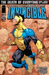 Invincible #100 2nd Printing