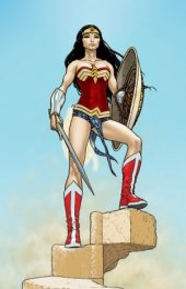 Wonder Woman #27 Variant cover
