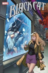 Black Cat #9 Gomez Gwen Stacy Variant