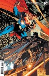 Batman / Superman #7 Card Stock Variant Edition