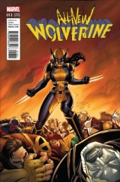 All-New Wolverine #13 Ron Lim Classic Variant