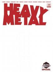 Heavy Metal #300 Cover D Sketch