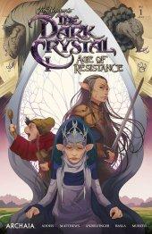 Jim Henson's Dark Crystal: Age of Resistance #1