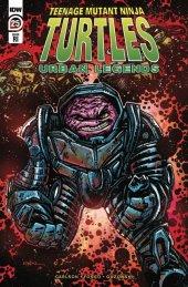 Teenage Mutant Ninja Turtles: Urban Legends #25 1:10 Incentive Varaint