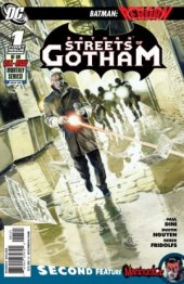 Batman: Streets of Gotham #1 Variant Edition