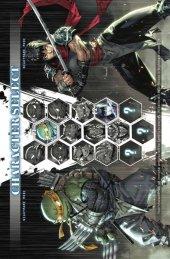 Teenage Mutant Ninja Turtles: Jennika #1 RE Black Flag B - Nightmare Mode