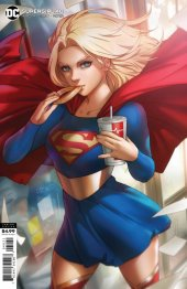Supergirl #40 Card Stock Variant Edition