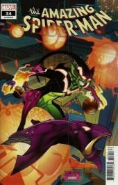 The Amazing Spider-Man #34 2099 Variant