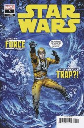 Star Wars #5 1:25 Zircher Variant